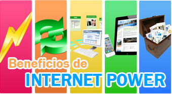 Beneficios de Internet Power